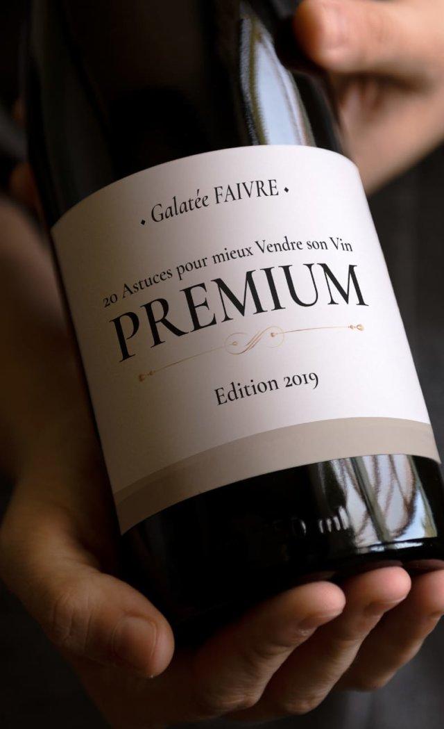Vendre son vin premium