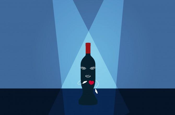 BESOIN D'ÉLÉGANCE : une bouteille vous en parle