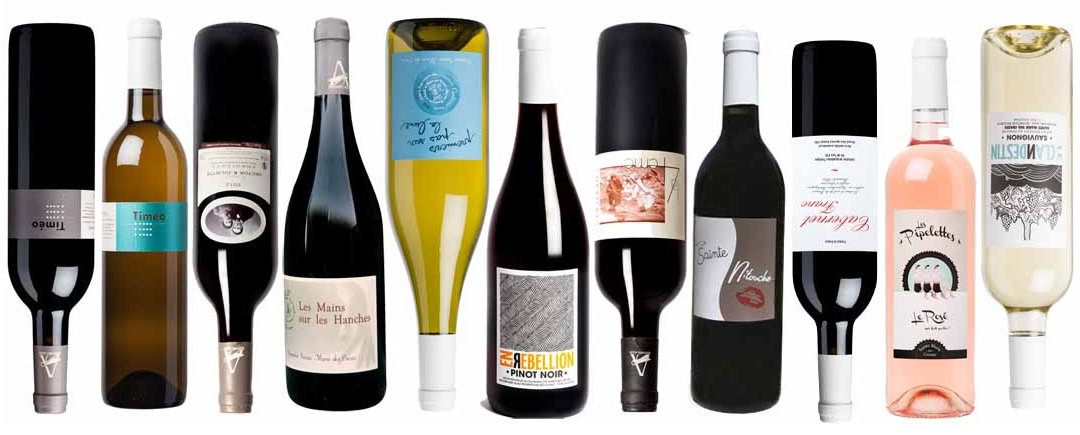 Le PACKAGING des vins BIO et naturels ?